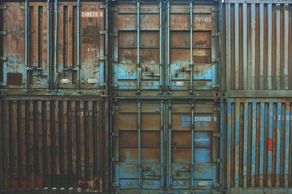Skladovacie kontajnery